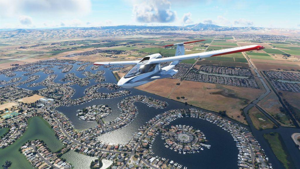 Microsoft Flight Simulator bekommt eigenen Marktplatz