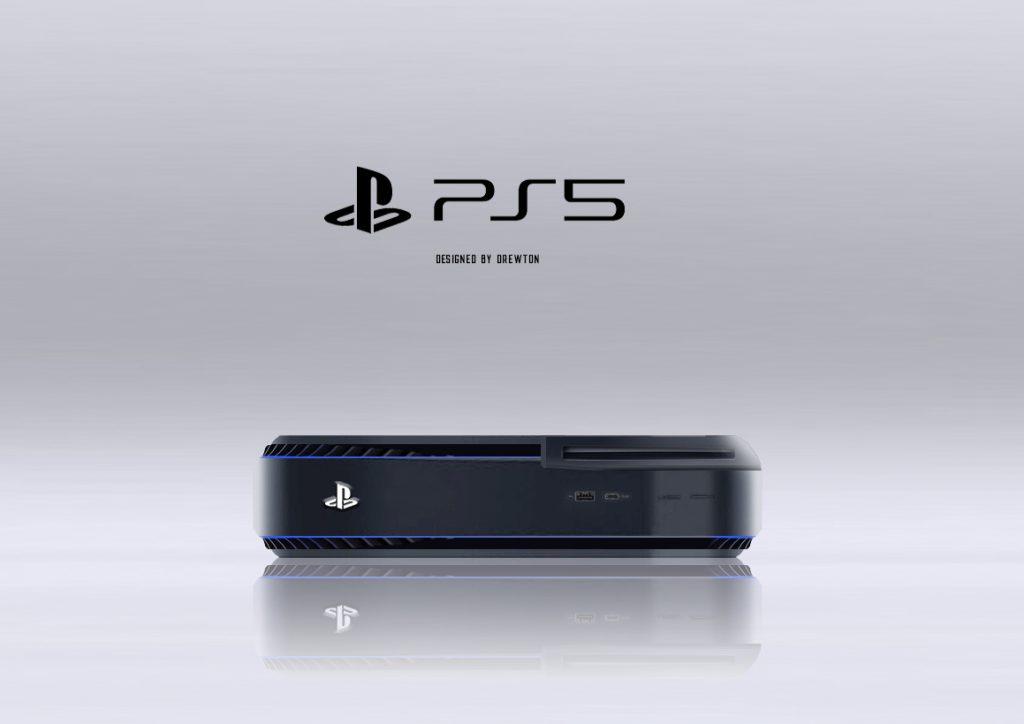 PlayStation 5 Ohne Seitenpanele