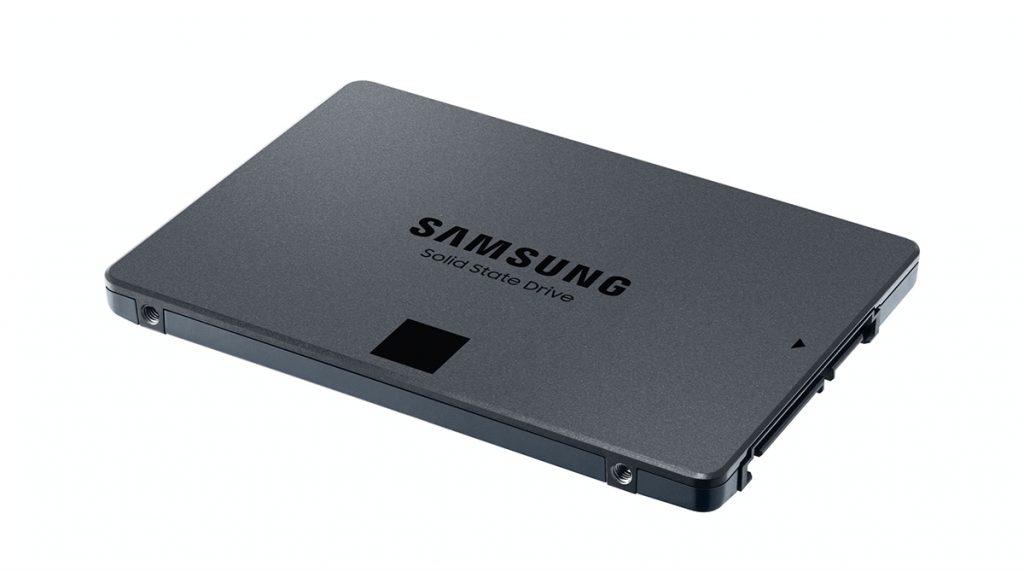 Samsung 870 QVO: Neue Consumer SSD mit bis zu 8 TB erhältlich