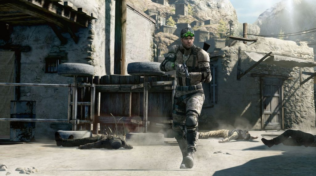 Splinter Cell Blacklist Screenshot Xbox 360 Neuer Teil 2021
