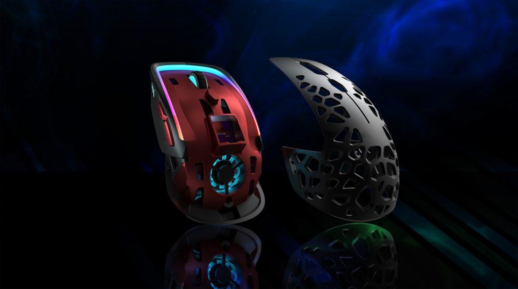 Zephyr: Innovative Gaming-Maus sorgt für frischen Wind im Peripherie-Segment