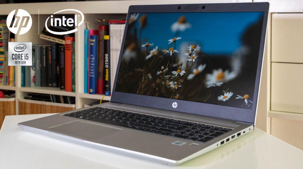 HP ProBook 450 G7 im Test: Gelungene Neuauflage des Business-Notebooks