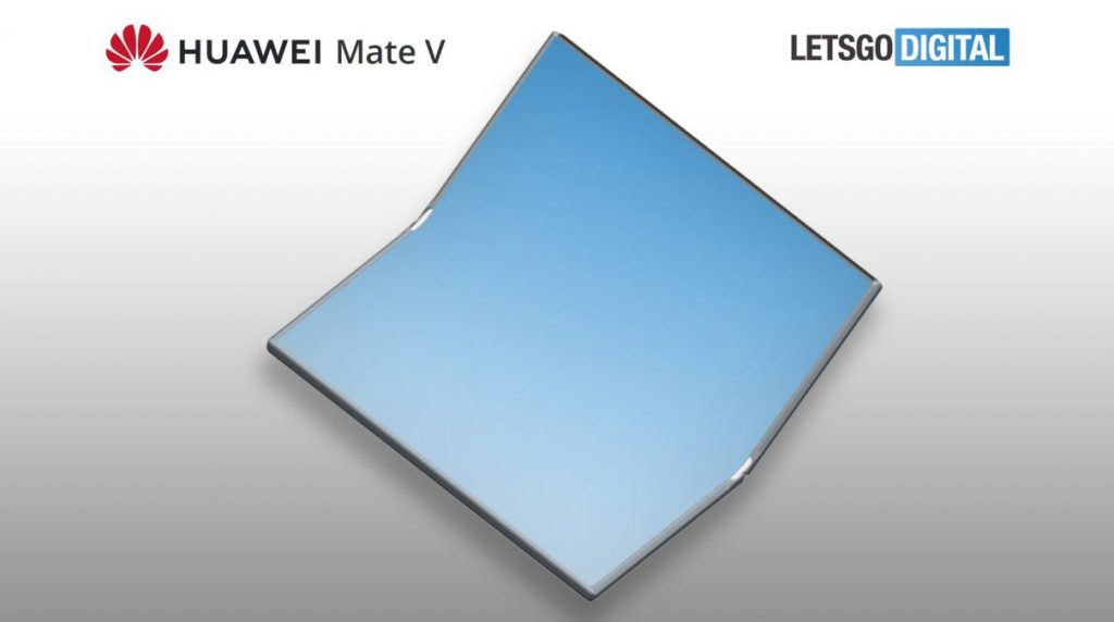 Huawei Mate V: Patent gibt Hinweis auf neues Foldable