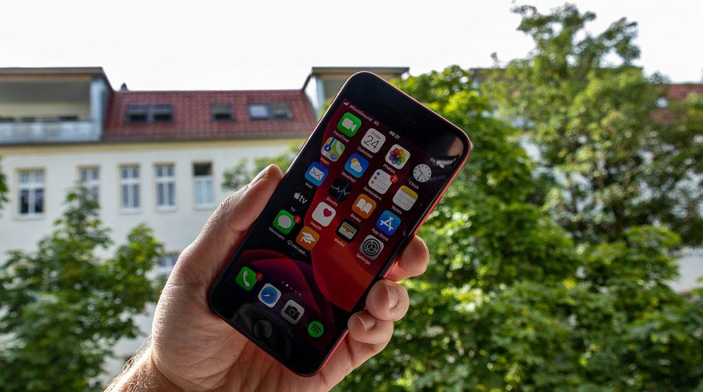 Apple iPhone SE 2020 im Test: Auf die nächsten vier Jahre
