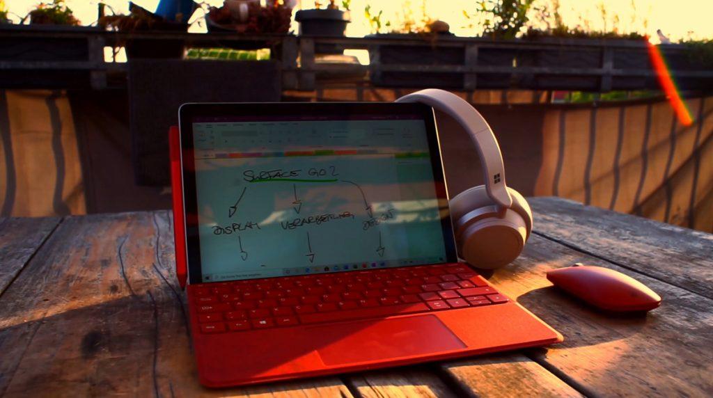 Video-Test: Microsoft Surface Go 2: Konkurrenzlos kompakt, aber…