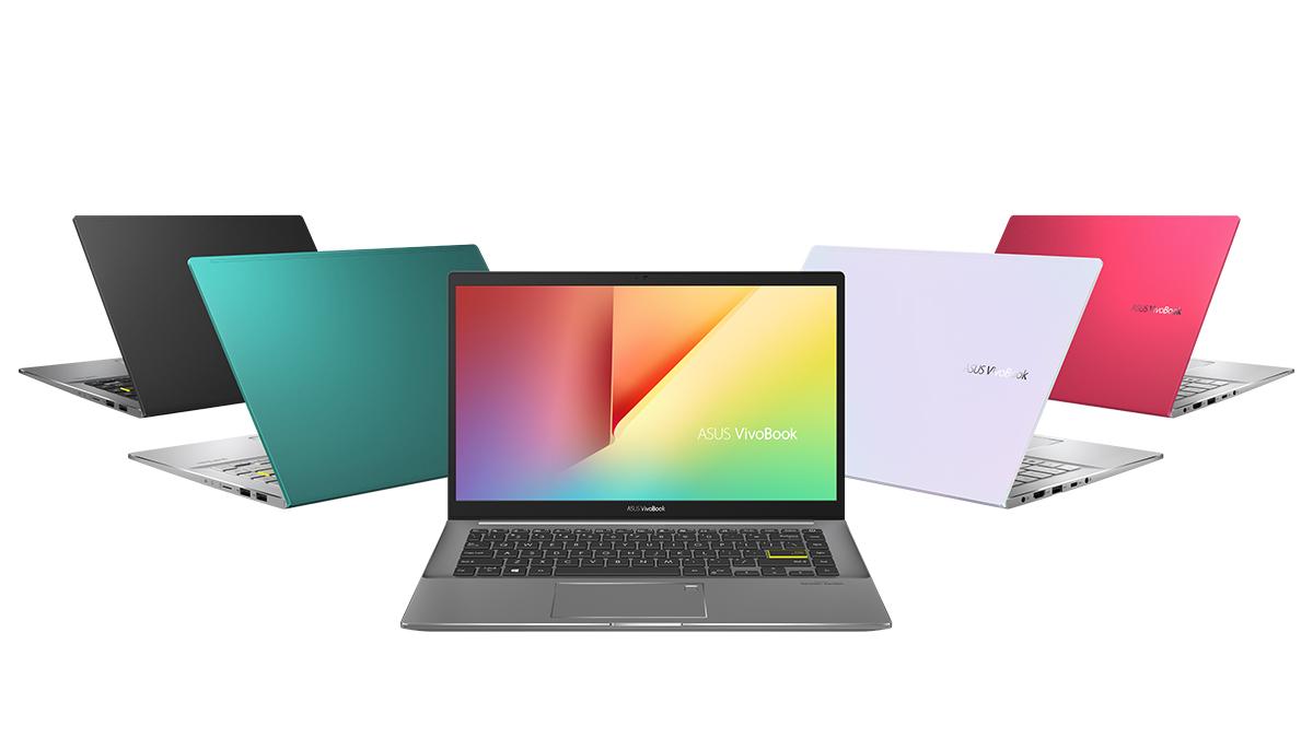 ASUS ZenBook 14 & VivoBook: Endlich auch mit AMD-Prozessoren