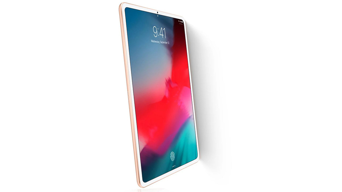 "Apple iPad Air 4 – Kommt wohl mit 11""-Display & neuem Design"
