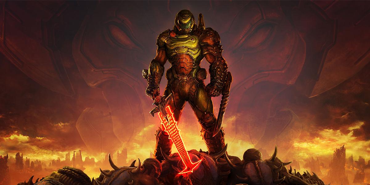 Doom Eternal 1000FPS Challenge Social