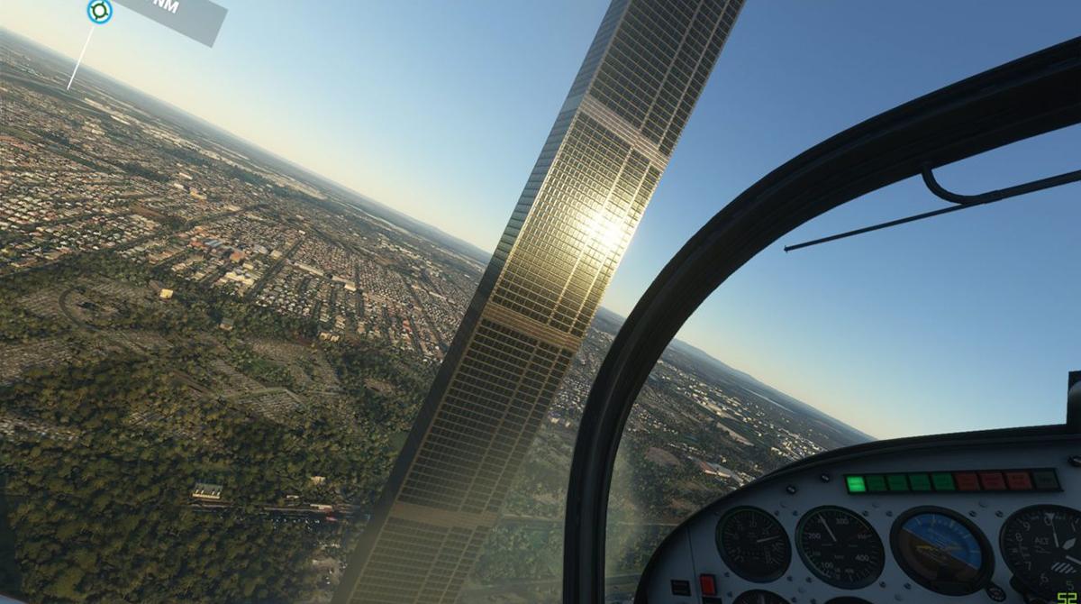Flight Simulator Opener
