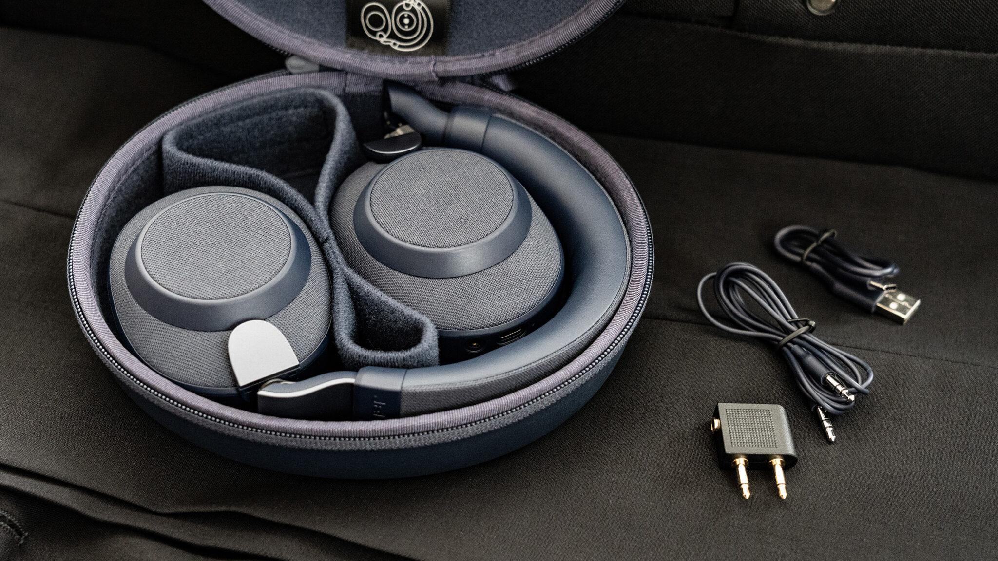 Jabra Elite 85h ANC Headset Lieferumfang