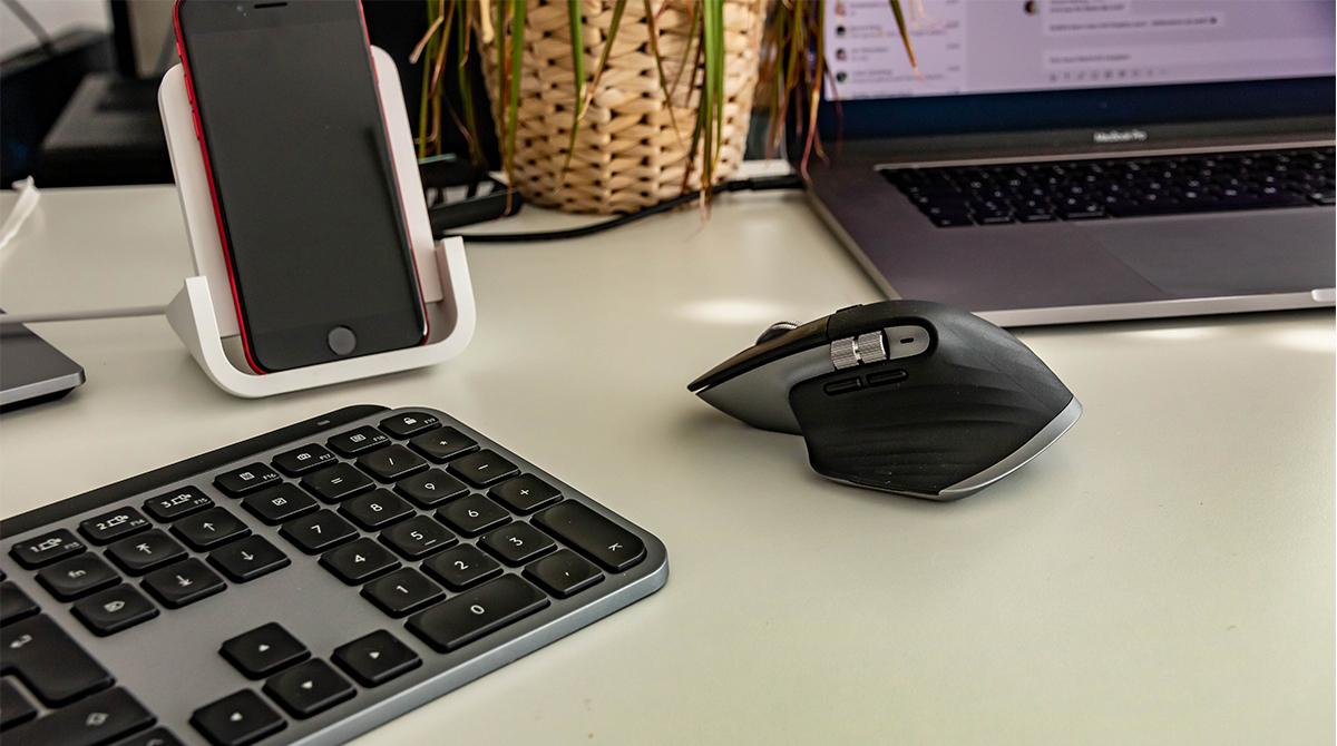 Test: Logitech MX Keys und MX Master 3 für Mac