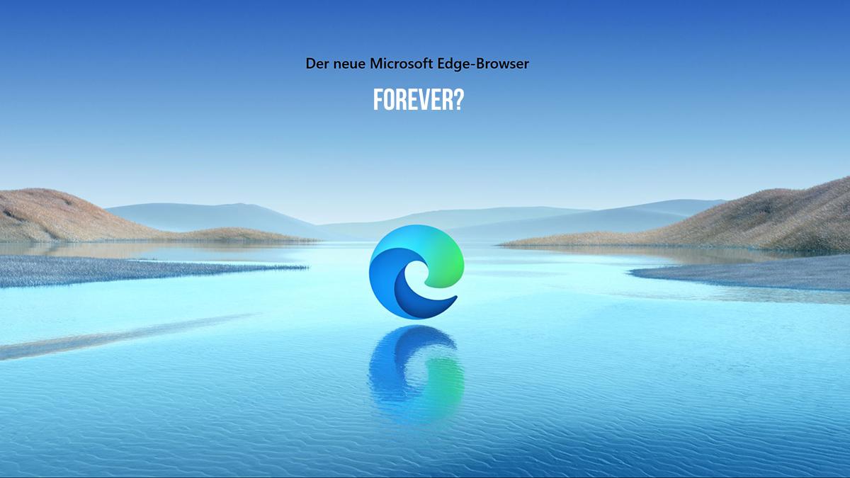 Microsoft Edge kann nicht mehr deinstalliert werden