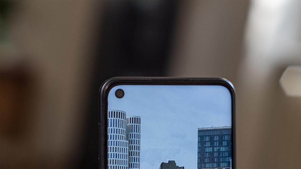 OPPO A72 Smartphone Punchhole selfie kamera