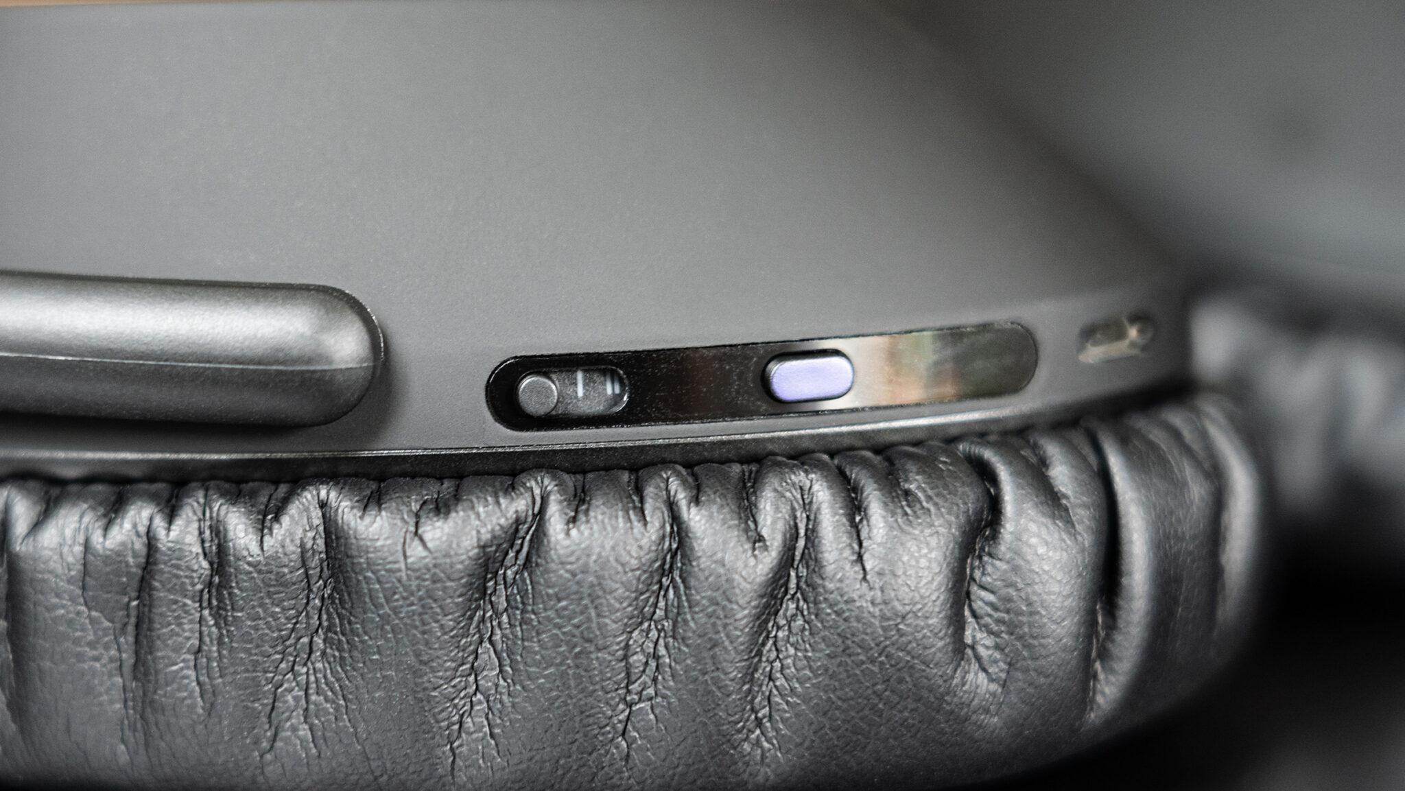 Sennheiser EPOS ADAPT 660 ANC Headset Taste