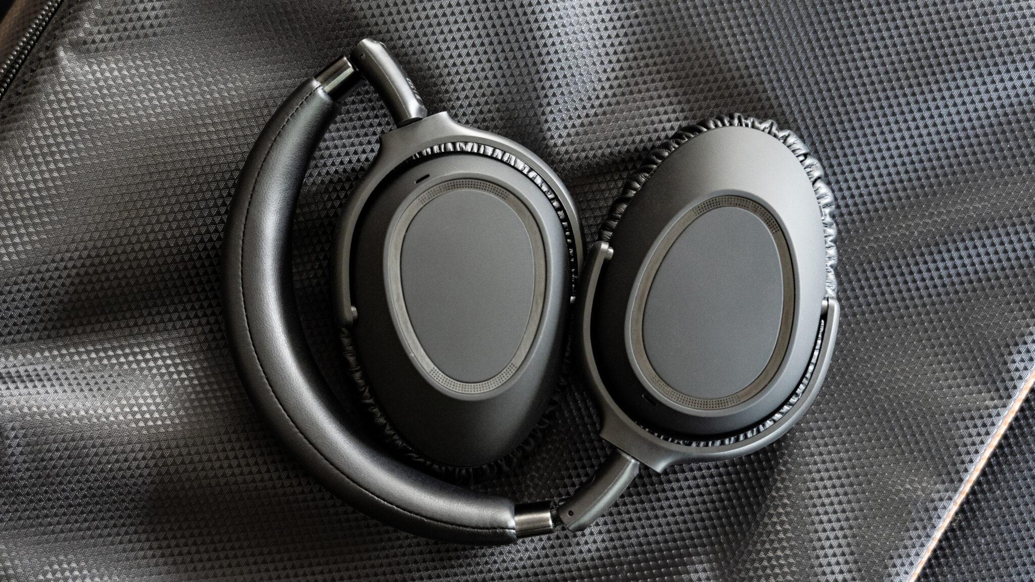 Sennheiser EPOS ADAPT 660 ANC Headset zusammengeklappt