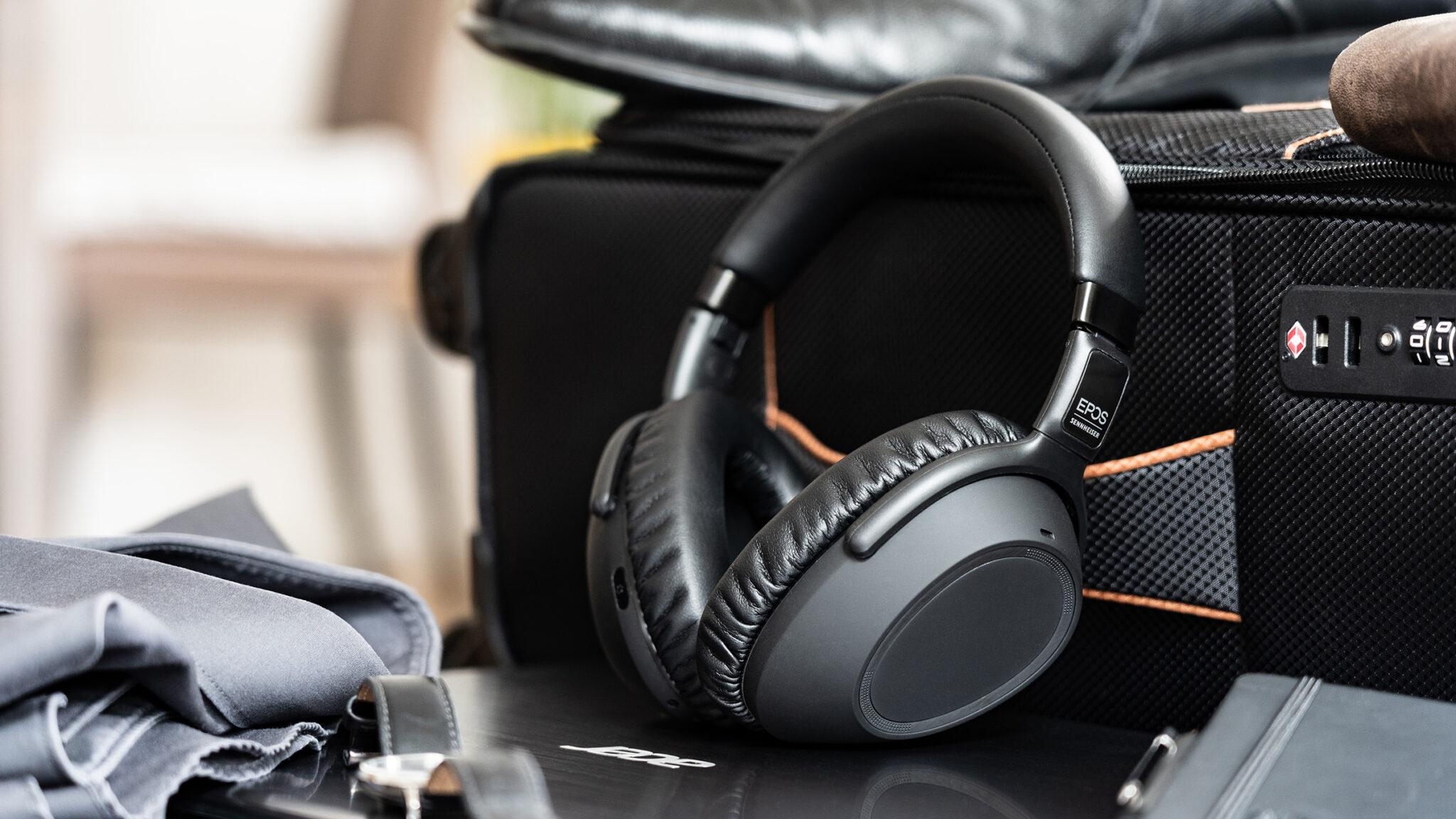 EPOS | SENNHEISER ADAPT 660: ANC-Headset mit Bluetooth Multipoint und Business-Features im Test
