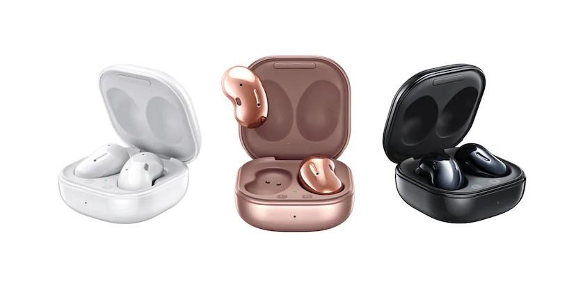 Samsung Galaxy Buds Live – Bohnen für die Ohren
