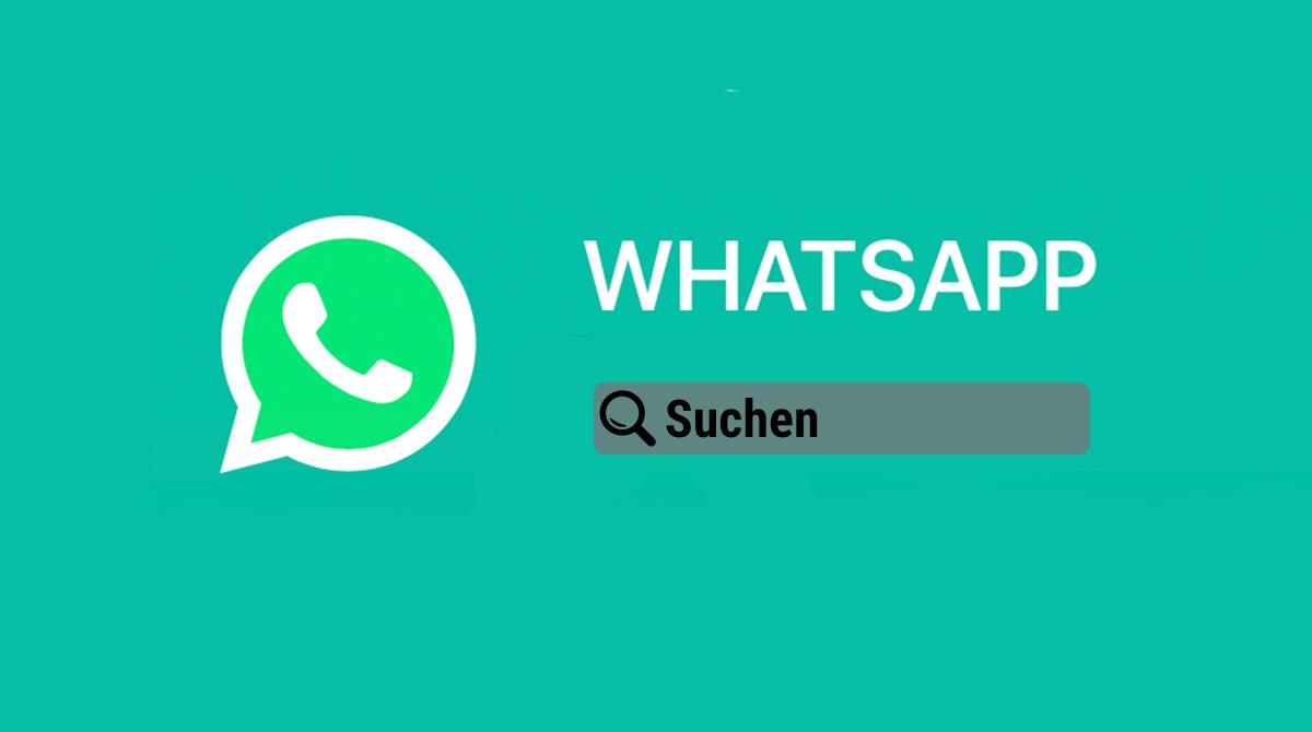 Bilder, Gifs und Dokumente besser finden – die neue WhatsApp-Suche
