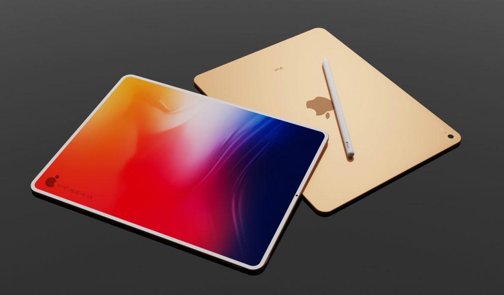 Apple iPad Air 4 Render von svetapple.sk