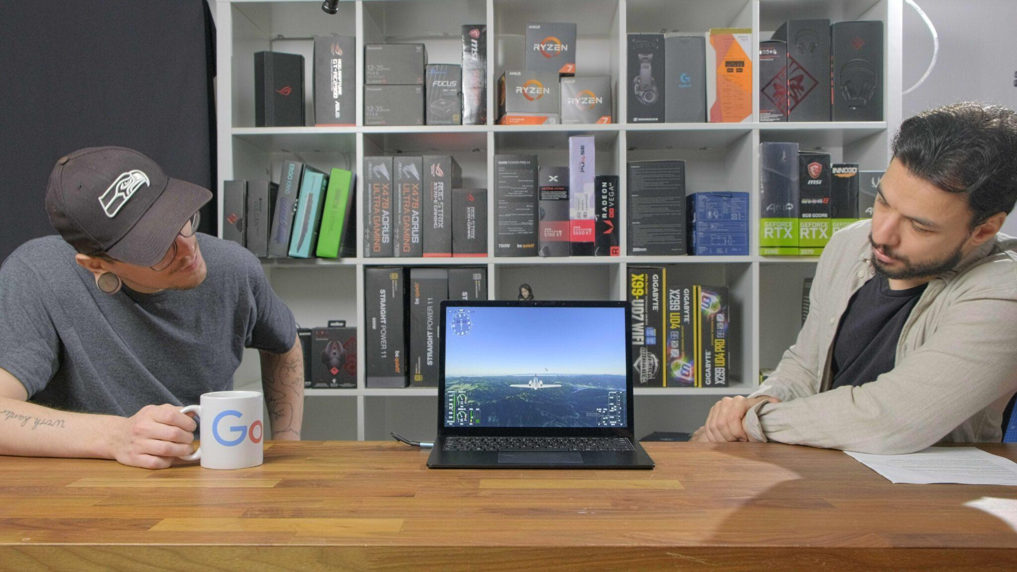 NBB Tech Talk #3 – be quiet! Gewinnspiel, neue Switch?, Microsoft Flight Simulator und Foldables