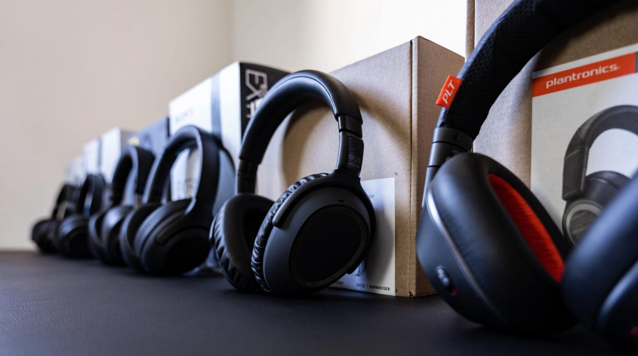 Kaufberater: Kabellose ANC-Headsets für Home-Office, Büro und Alltag im Vergleich