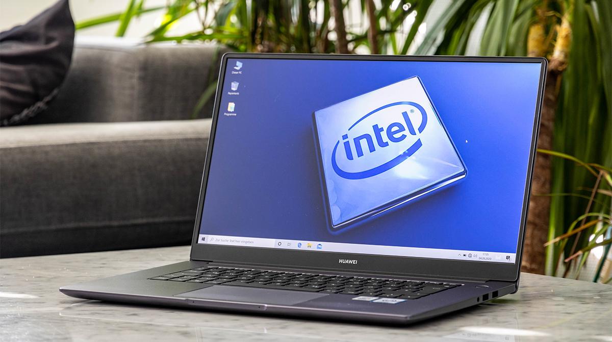 Huawei Matebook D15 mit Intel i5 CPU – wenn es etwas mehr sein darf