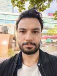 Selfie OPPO RENO4 5G - optimale Lichtverhältnisse
