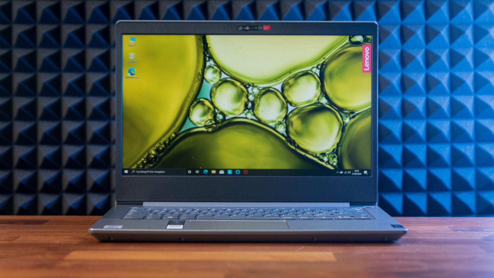 Lenovo IdeaPad 3 81WD00FPGE: Leiser Office-Laptop mit viel Konkurrenz
