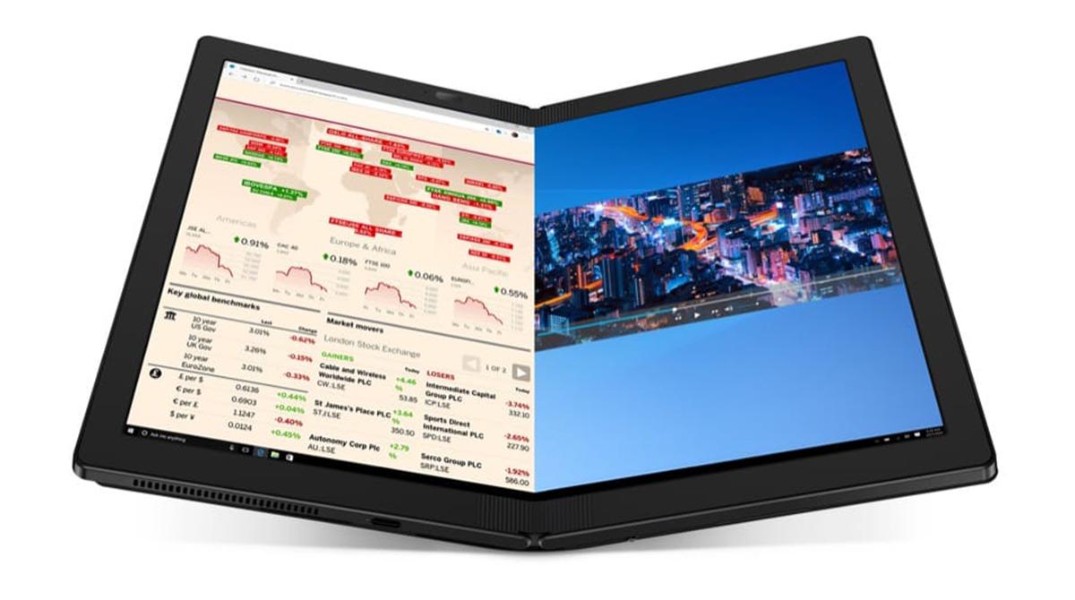 Neue Notebooks von Lenovo: ThinkPad X1 Fold, ThinkBooks und ThinkPad X1 Nano