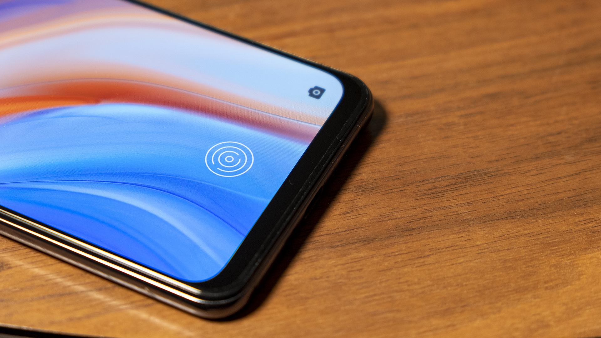 OPPO RENO4 5G Fingerprint 2