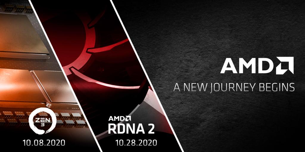 AMD Zen 3 & RDNA 2: Großer Leistungssprung im Oktober?
