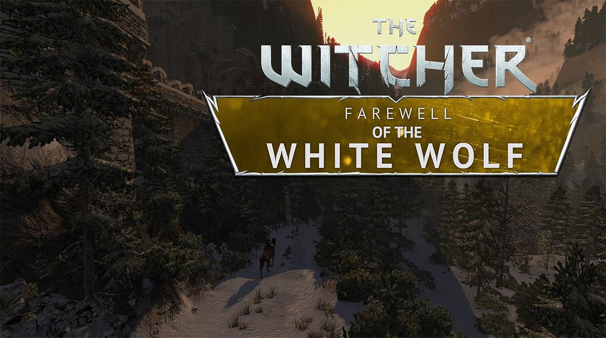 The Witcher 3 Mod: In Farewell of the White Wolf erlebt ihr die Hochzeit von Geralt und Yennefer