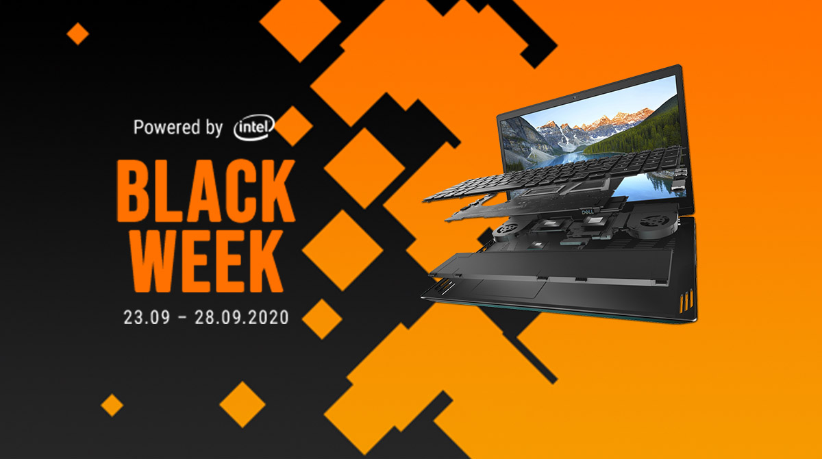 Black Week: Die besten Gaming-Notebook-Deals bis 1100€ & 2000€