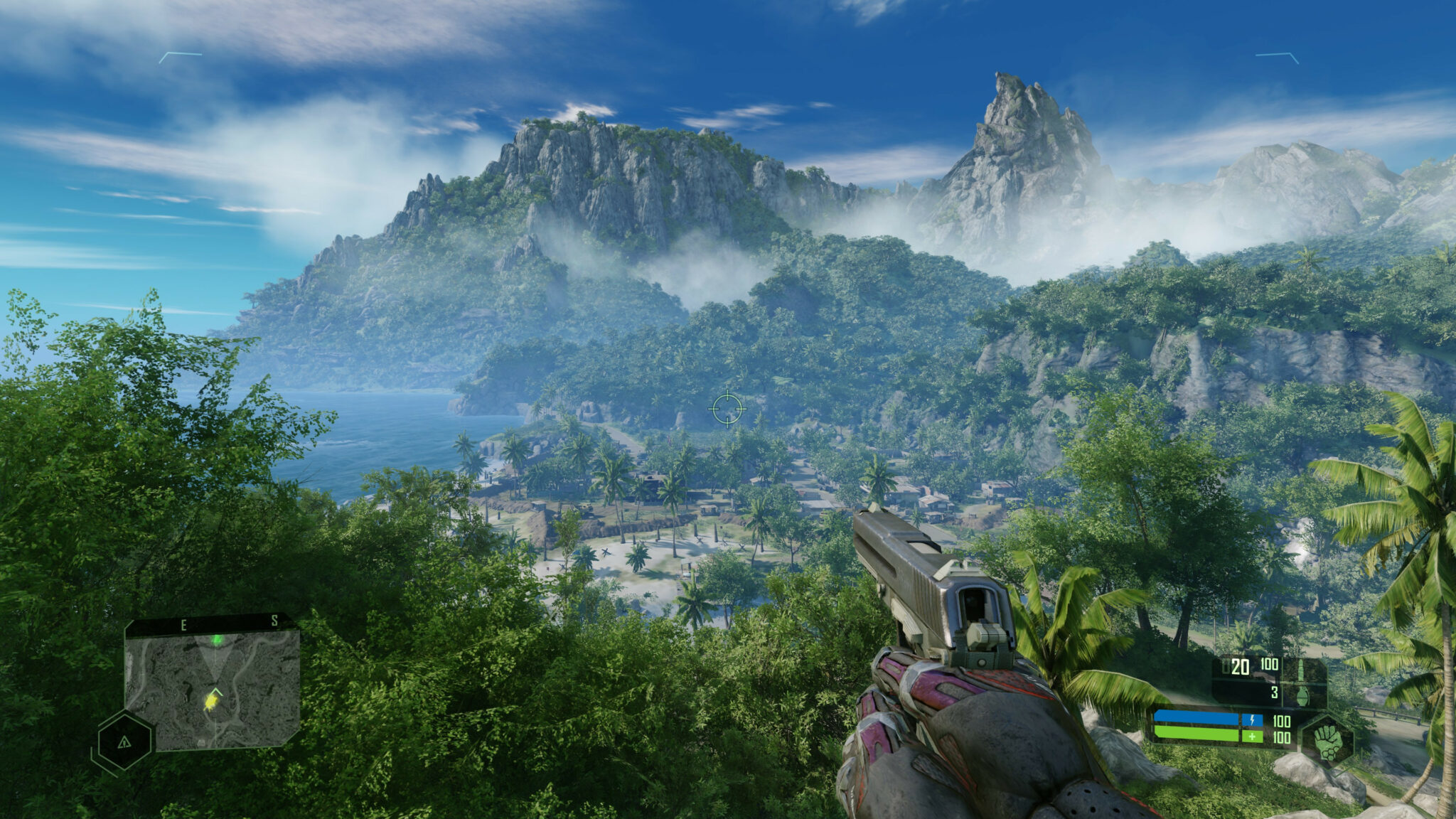 Crysis Remastered: Gehobene, aber realistische Anforderungen