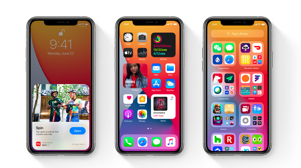 iOS 14, watchOS 7, iPadOS 14: Diese Apple-Geräte bekommen das Update