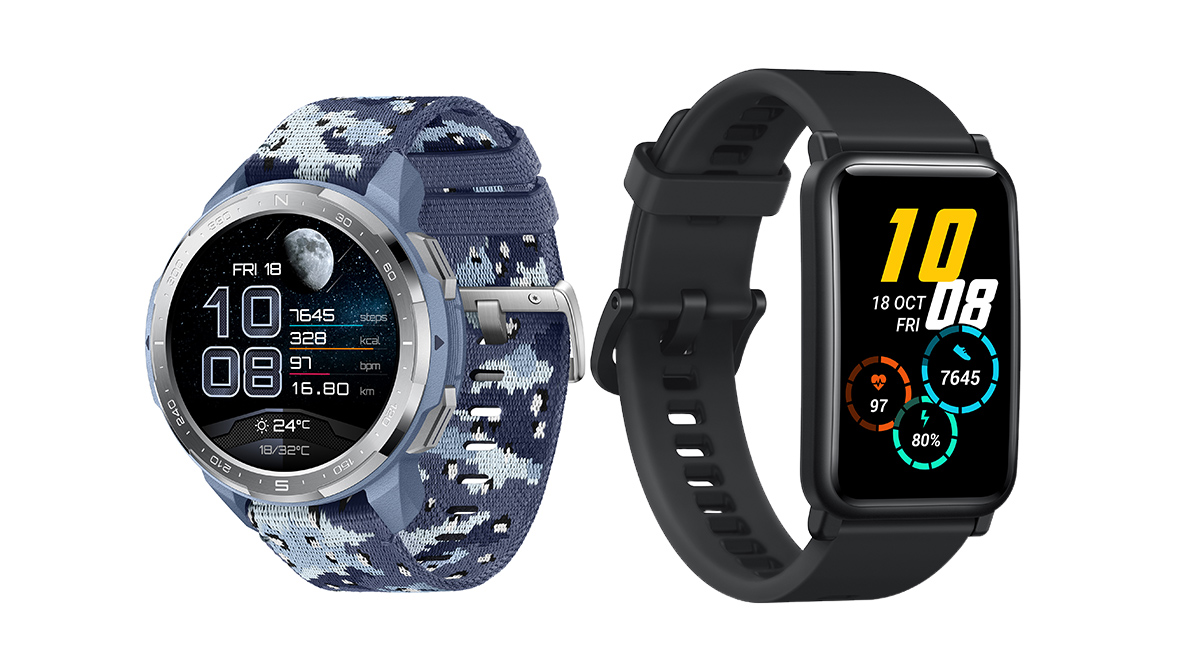 Honor stellt zwei neue Smartwatches vor