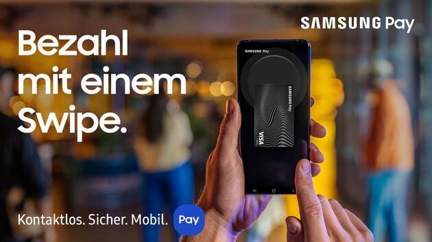 Samsung Pay kommt für Galaxy-Smartphones im Oktober