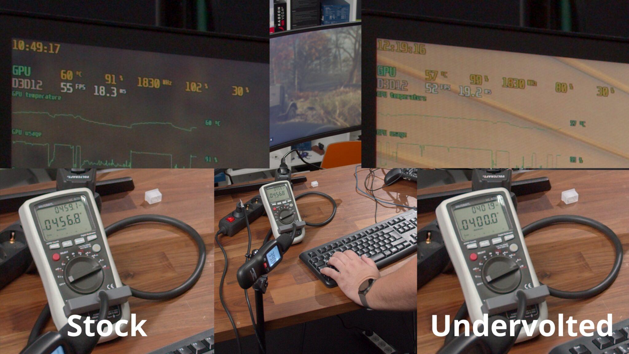 Gainward RTX 3080 Undervolted