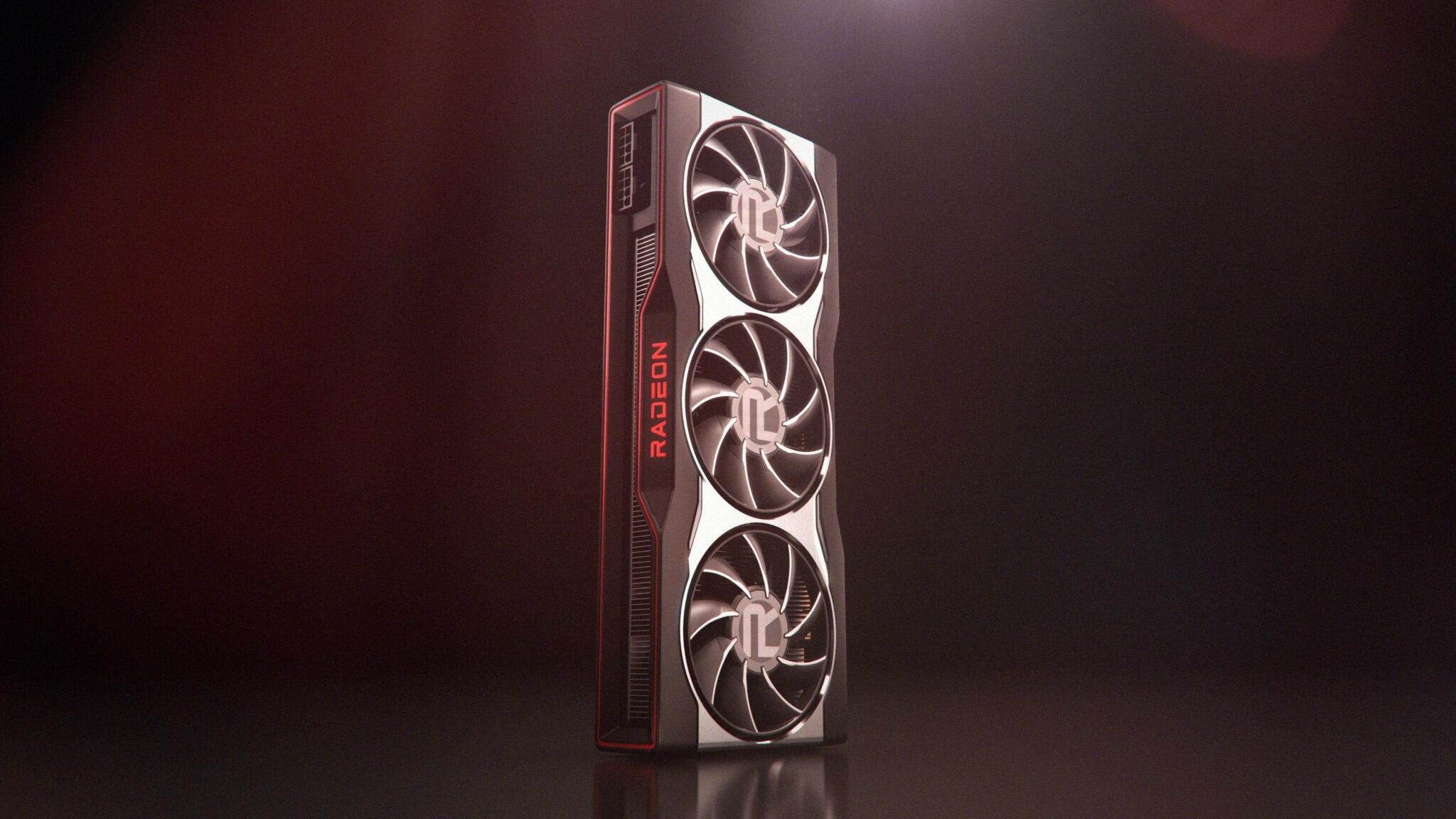 AMD gibt endlich Konter: Design der Radeon RX 6000 veröffentlicht