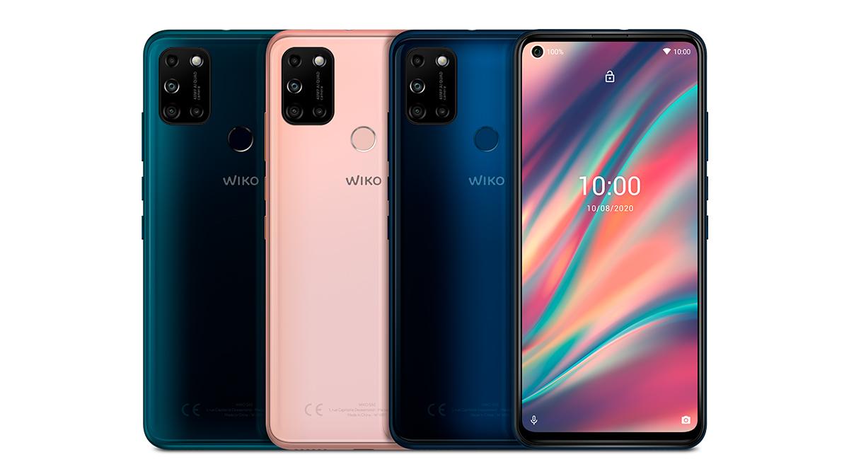 Wiko View5 und View5 Plus: Zwei neue Einsteiger-Smartphones für unter 200 Euro
