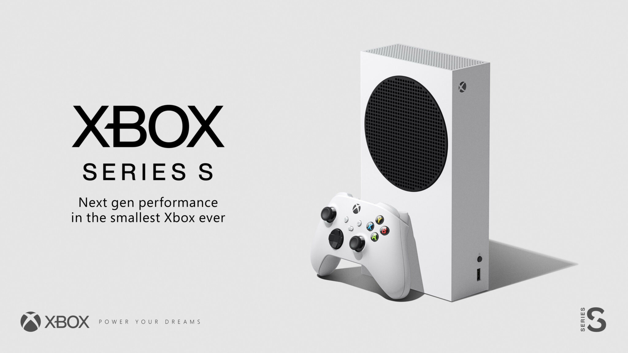 Xbox Series S: Design & Preis sind offiziell
