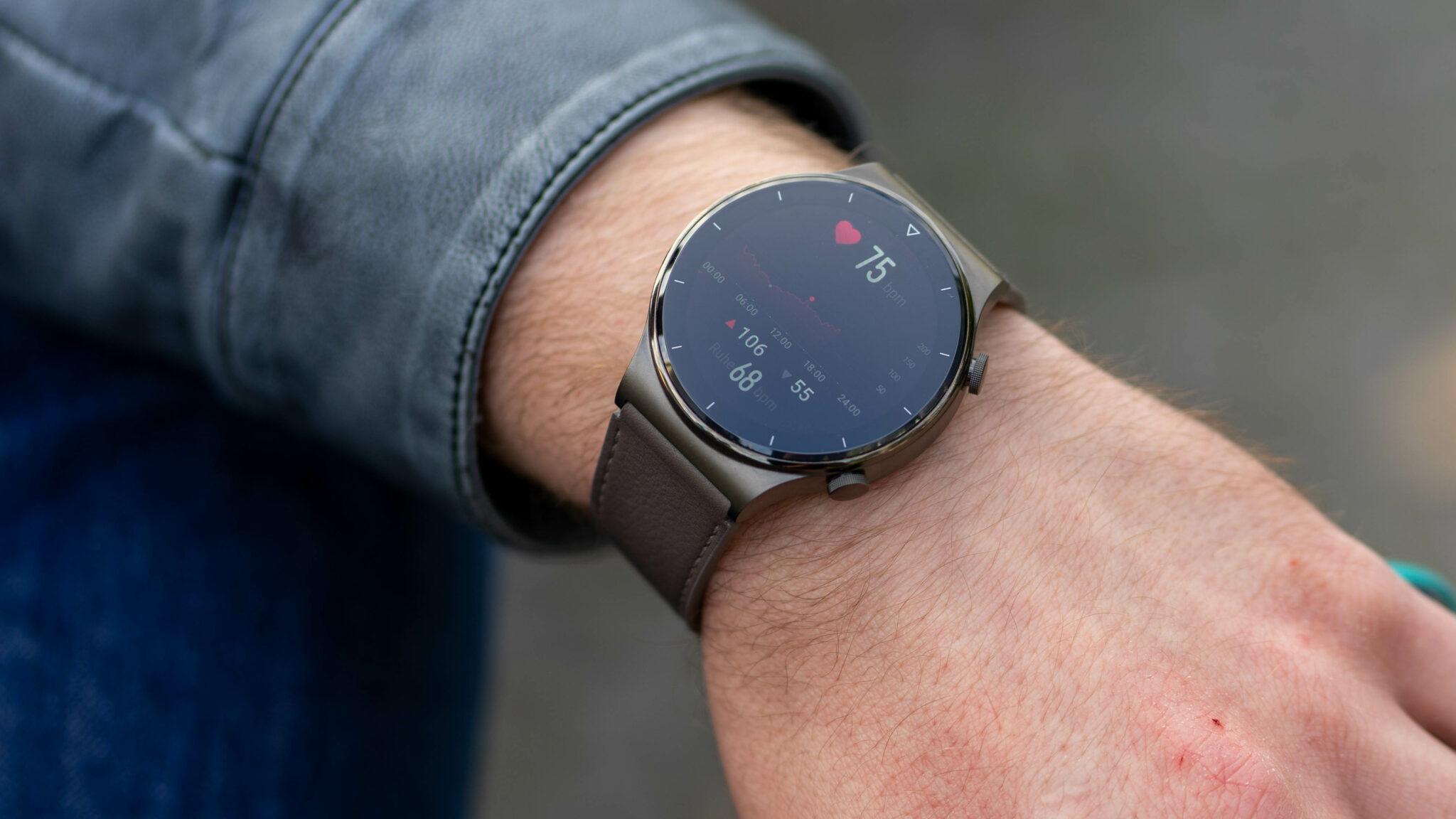 Huawei Watch GT2 Pro im Test – Immer noch mein Favorit