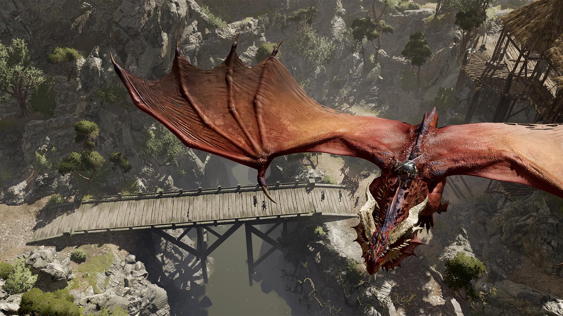 Baldur's Gate 3: Startet erfolgreich in den Early Access