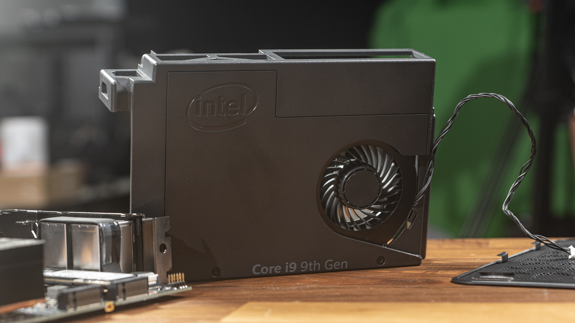 Ghost Canyon Intel NUC 9 Extreme Lüfter Compute Element