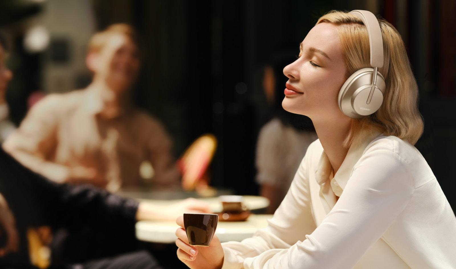 Huawei FreeBuds Studio: Over-Ear-Kopfhörer mit ANC für knapp 300 Euro