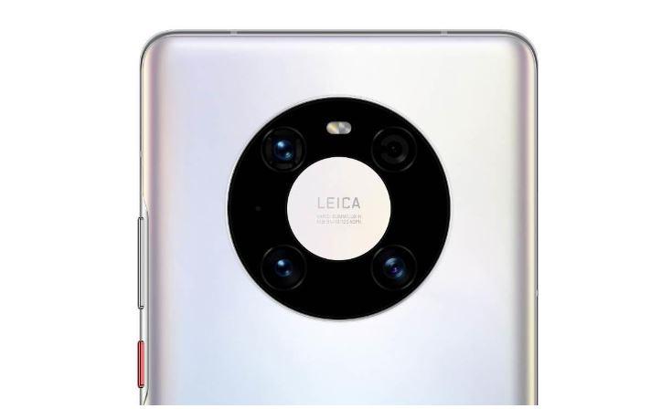 Huawei Mate 40 Pro Kamera Rückseite