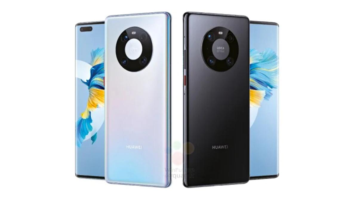 Huawei Mate 40 Pro: Design und Preis wohl durchgesickert