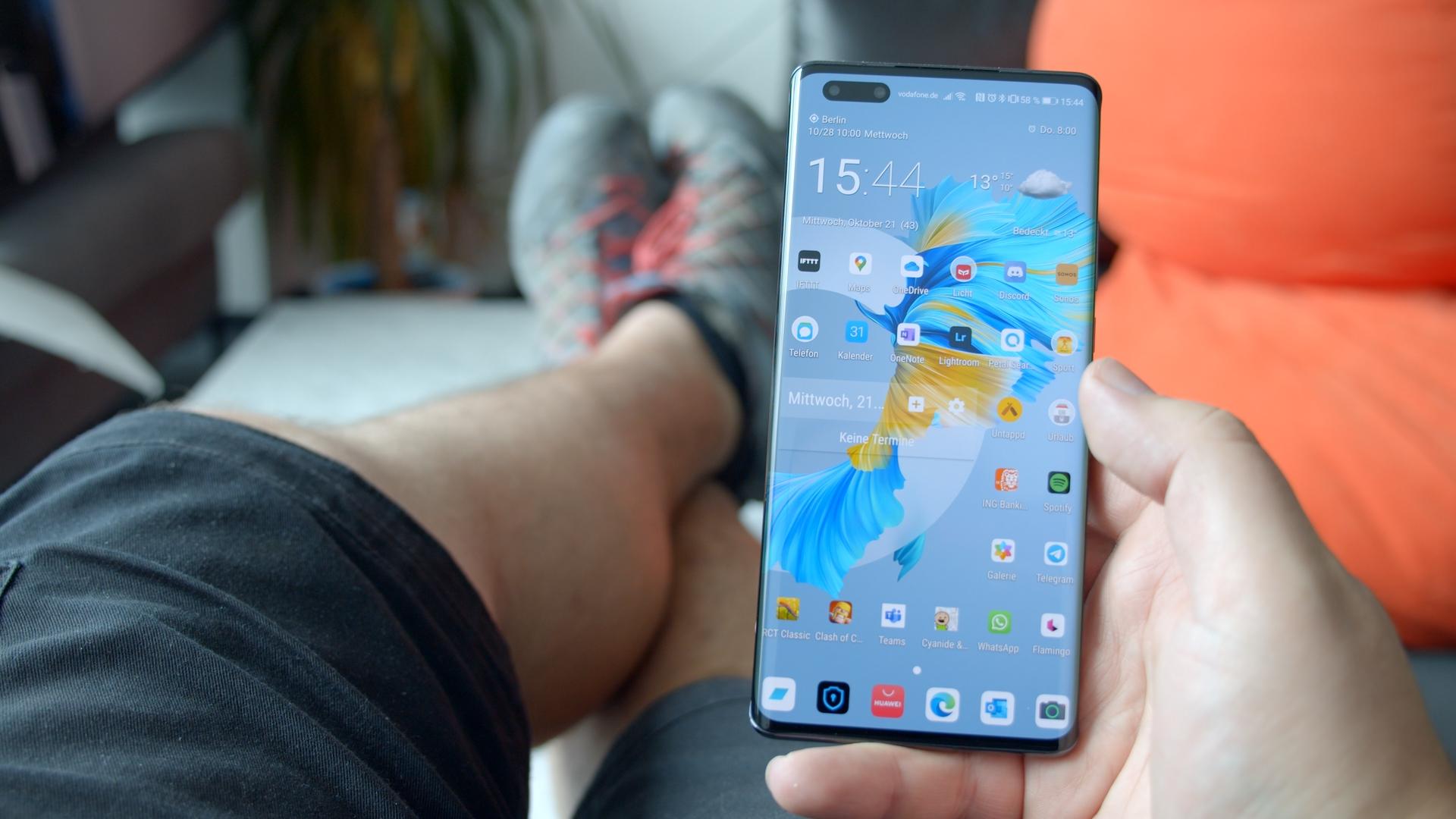 Huawei Mate 40 Pro Launch – Die beste Smartphone-Kamera aller Zeiten?