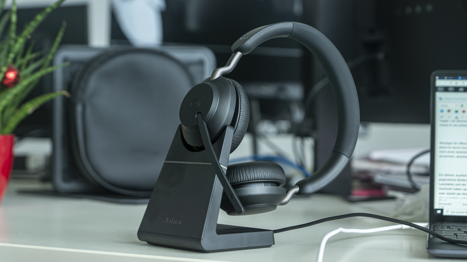 Jabra Evolve2 65 Office Headset USB Link 380