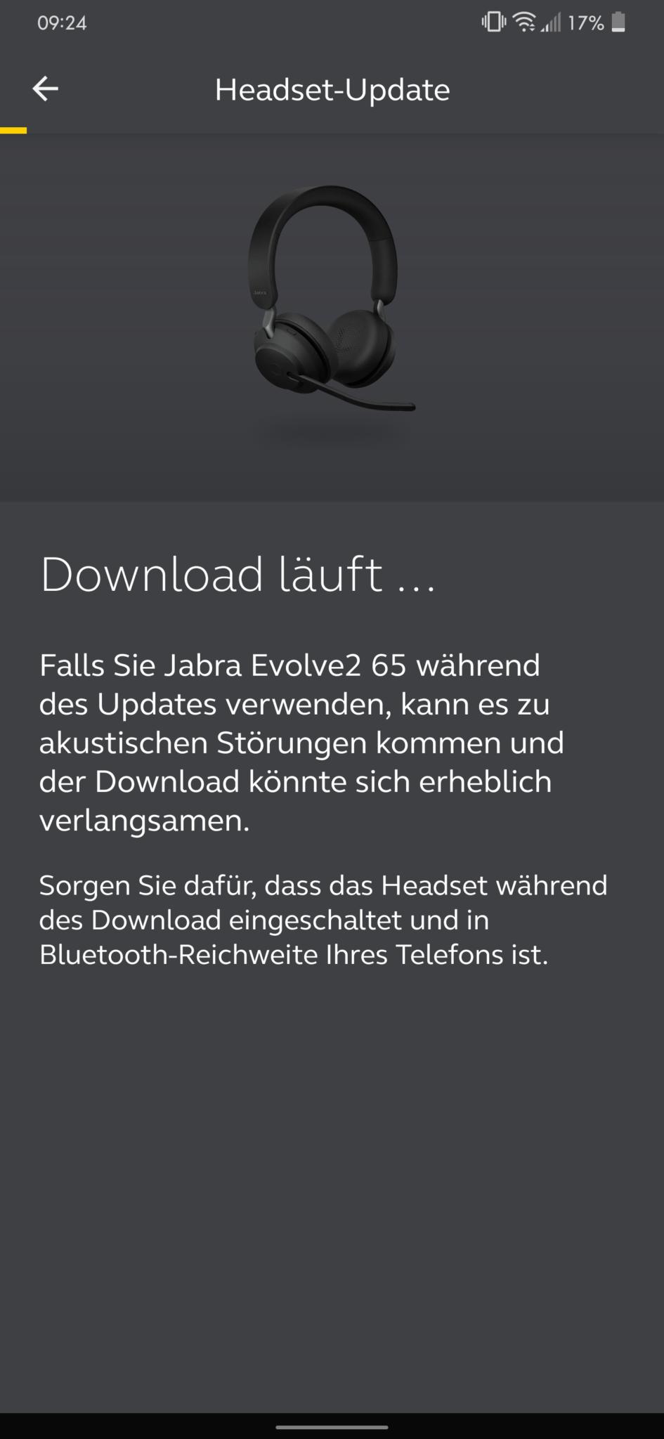 Jabra Sound+ Jabra Evolve2 65 Test Review Headset 2